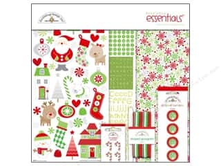 button: Doodlebug Kit Essentials Paper Home/Holidays