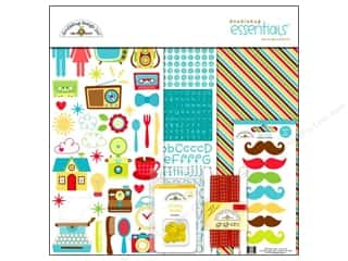 Brads Doodlebug Brads: Doodlebug Kit Essentials Paper Day To Day