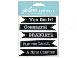 Graduations Black: Jolee's Boutique Stickers Graduation Banners