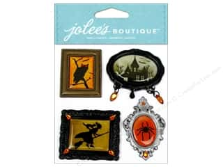 Halloween Spook-tacular EK Jolee's Boutique: Jolee's Boutique Stickers Framed Silhouettes