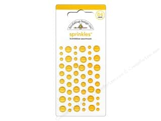 Jewelry Making Supplies Doodlebug Sticker: Doodlebug Stickers Sprinkles Bumblebee