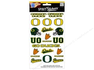 MAMBI Sticker Spirit NCAA Oregon (3 set)