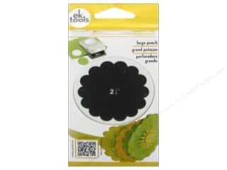 EK Success $4 - $5: EK Paper Shapers Large Scallop Punch Circle 2 1/4 in.