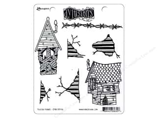 7 Gypsies Stamp Sets: Ranger Stamp Dylusions Rubber This Old House