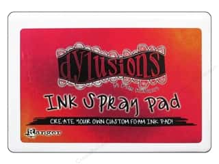 Inks $3 - $4: Ranger Dylusions Accessories Ink Spray Pad #3