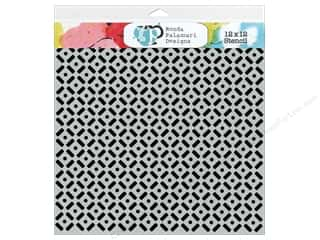 The Crafter's Workshop Template 12 x 12 in. Dots & Dashes