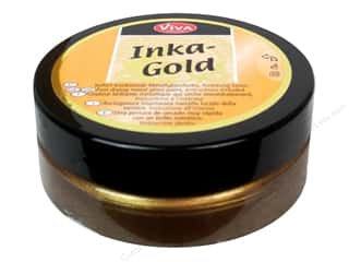 Viva Decor Inka Gold Brown Gold 2.2oz