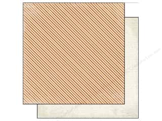 Carta Bella 12 x 12 in. Paper Spooky Stripes (25 piece)