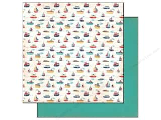 Carta Bella 12 x 12 in. Paper Floating Boats (25 piece)