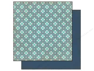 Carta Bella Carta Bella 12 x 12 in. Paper: Carta Bella 12 x 12 in. Paper Rough & Tumble Playful Plaid (25 pieces)