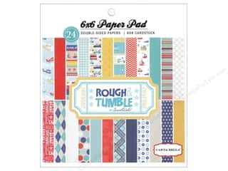 Carta Bella Paper Pad 6x6 Rough & Tumble