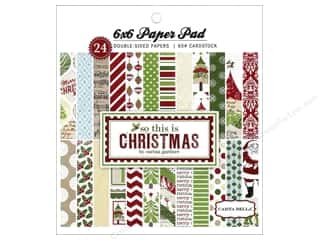 Carta Bella Paper Pad 6x6 This Is Christmas