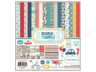 Carta Bella Collection Kit 12 x 12 in. Rough & Tumble