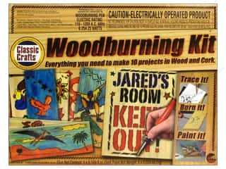 NSI Kits: NSI Classic Woodburning Kit