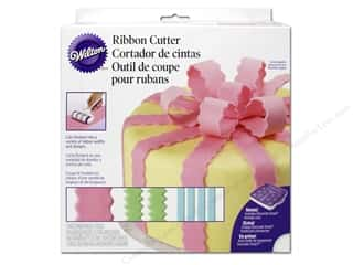Clearance Wilton Cookie Cutters: Wilton Tools Ribbon Cutter Set 25pc