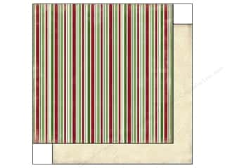 Carta Bella Paper 12x12 This Is Christmas Stripes (25 piece)