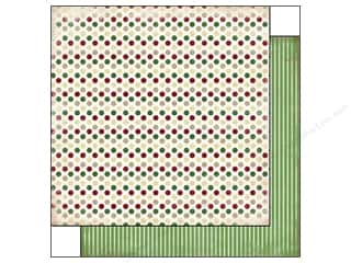 Carta Bella Paper 12x12 This Is Christmas Dots (25 piece)