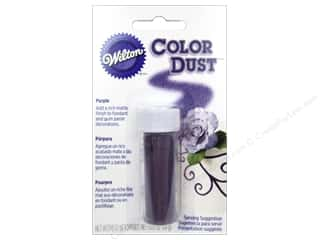 gumpaste: Wilton Color Dust .05oz Purple