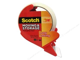 Glues, Adhesives & Tapes Scotch Tape: Scotch Tape Moving & Storage Packaging 38.2yd
