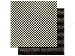 Graphic 45 Paper 12x12 Mother Goose Checkers (25 piece)