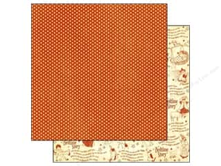 fall sale glue dots: Graphic 45 Paper 12x12 Mother Goose Spot On (25 pieces)