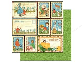 Graphic 45 Paper 12x12 Mother Goose Storytime (25 piece)