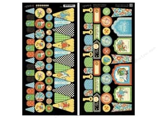 Weekly Specials Baby: Graphic 45 Cardstock Shapes Mother Goose Banners