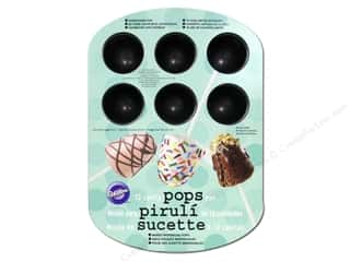 Clearance Wilton Cookie Pops Pan : Wilton Bakeware Pan Pops 12 Cavity Non Stick
