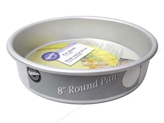 "Weekly Specials C & T Publishing: Wilton Bakeware Pan Round 8"" Performance Aluminum"