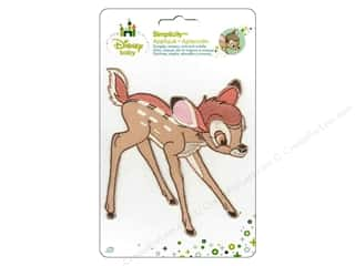 Simplicity Disney Baby Iron On Bambi Full Body