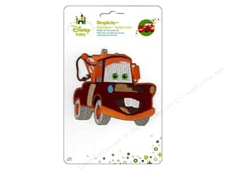 License To Quilt: Simplicity Disney Baby Iron On Cars Mater