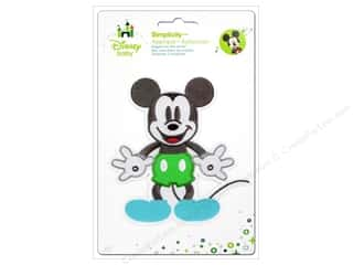 Simplicity Disney Baby Iron On Mickey Full Body