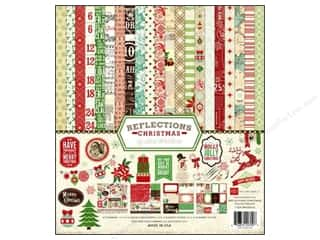 "Echo Park Collection Kit 12""x 12"" Reflections Christmas"