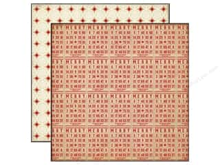 Echo Park Paper Company Chipboard: Echo Park 12 x 12 in. Paper Reflections Christmas Collection Christmas Games (25 pieces)