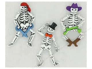 Boning $3 - $4: Jesse James Dress It Up Embellishments Bone-ifed Characters