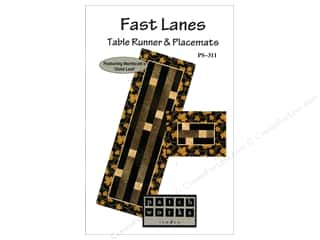 That Patchwork Place inches: Patch Works Studio Fast Lanes Pattern
