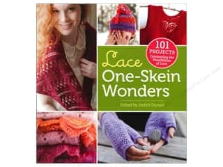 101 Lace One Skein Wonders Book