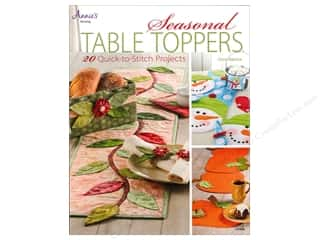 Spring $4 - $10: Annie's Seasonal Table Toppers Book by Chris Malone