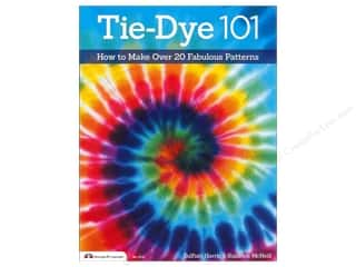 Fabric Painting & Dying Books & Patterns: Design Originals Tie-Dye 101 Book