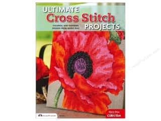 Stitchery, Embroidery, Cross Stitch & Needlepoint: Design Originals Ultimate Cross Stitch Projects Book