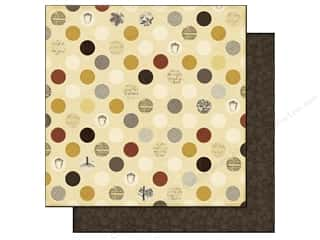 Echo Park 12 x 12 in. Paper Fall Dots (25 piece)