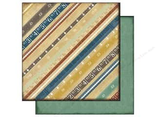 Echo Park 12 x 12 in. Paper Rulers (25 piece)
