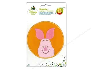 Simplicity Disney Baby Iron On Piglet Smiling