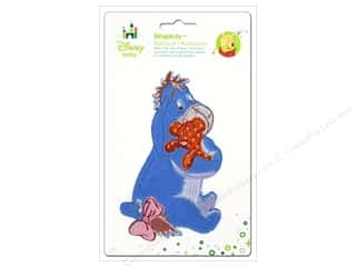 Teddy Bears inches: Simplicity Disney Baby Iron On Eeyore With Bear