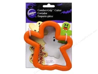 Wilton Cookie Cutter Comfort Grip Ghost