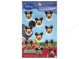 Weekly Specials Cookie: Wilton Icing Mickey Mouse 9pc