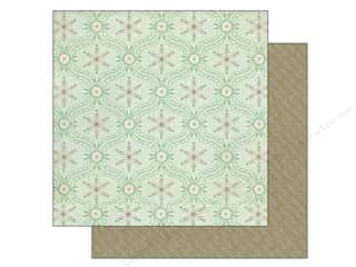 BasicGrey 12 x 12 in. Paper 25th & Pine Frosty Avenue (25 piece)