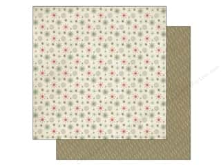 BasicGrey 12 x 12 in. Paper 25th & Pine Yuletide Boulevard (25 piece)