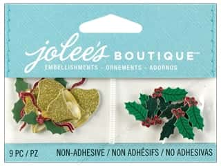 Jolee's Boutique Embellishment Mini Jingle Bells