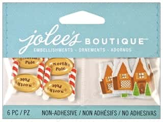 2013 Crafties - Best Adhesive: Jolee's Boutique Embellishment North Pole